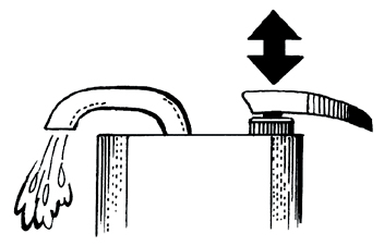 expulsion eau TLP